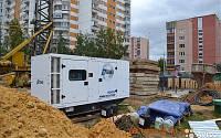 Генератор SDMO 108 кВт в аренду