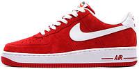 """Мужские кроссовки Nike Air Force 1 Low """"Gum Red"""", найк, аир форс"""