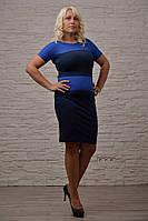 Платье женское больших размеров бат 179 Б $