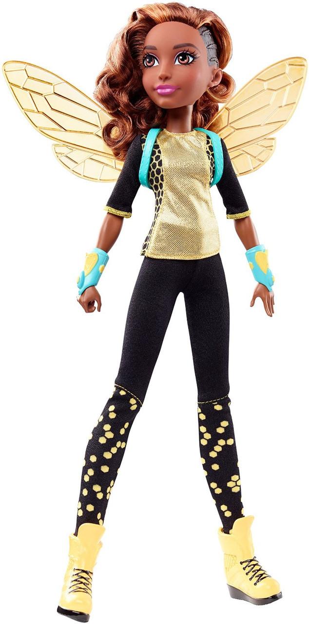 Кукла DC Super Hero Girls Бамблби - Bumble Bee DLT66