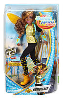 Кукла DC Super Hero Girls Бамблби - Bumble Bee DLT66, фото 4