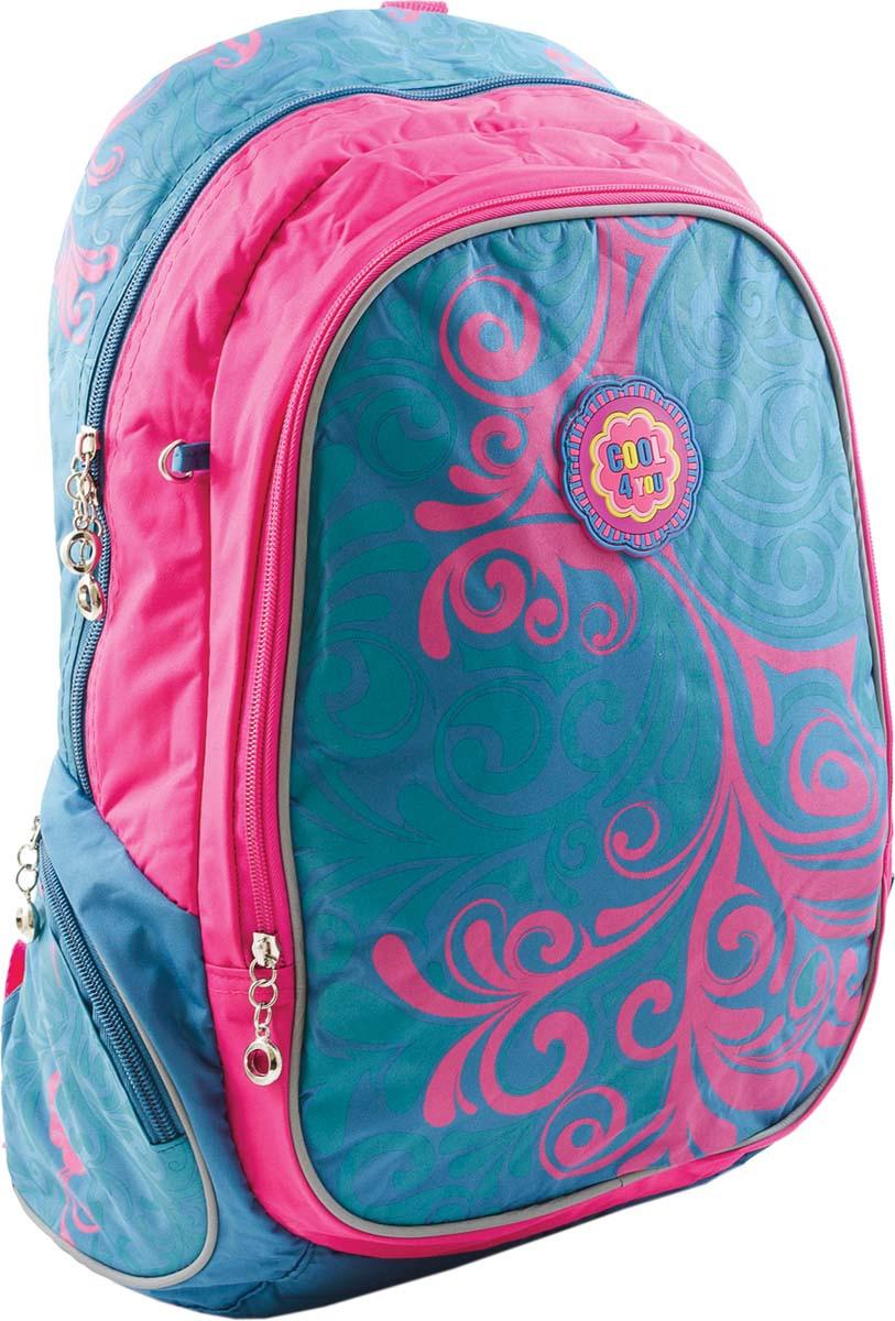 Рюкзак ранец молодежный 551932 LITE LIGHT Cool girl 1 Вересня