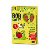 Натуральные конфеты яблочные Bob Snail