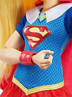 Кукла DC Super Hero Girls Супер Девушка - Supergirl DLT63, фото 8
