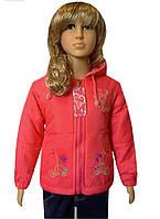 Курточка стильная весна-осень детская на девочку