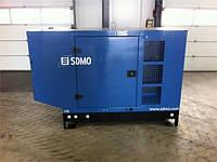 Генератор SDMO 64 кВт в аренду