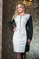 Платье женское больших размеров бат 577 гл $