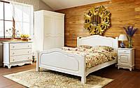 Спальня из массива дерева 020