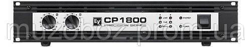 Electro-Voice CP1800 усилитель мощности, 2 х 900 Вт, 2 Ом. Б/У