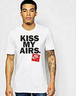 Брендовая футболка Nike