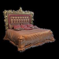 Кровать деревянная №1