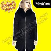 Женское кашемировое пальто MaxMara