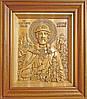 Икона деревянная резная Князя Дмитрия (Димитрия) Донского