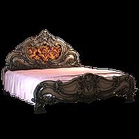 Кровать деревянная №2