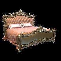 Кровать деревянная №3