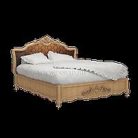 Кровать деревянная №4