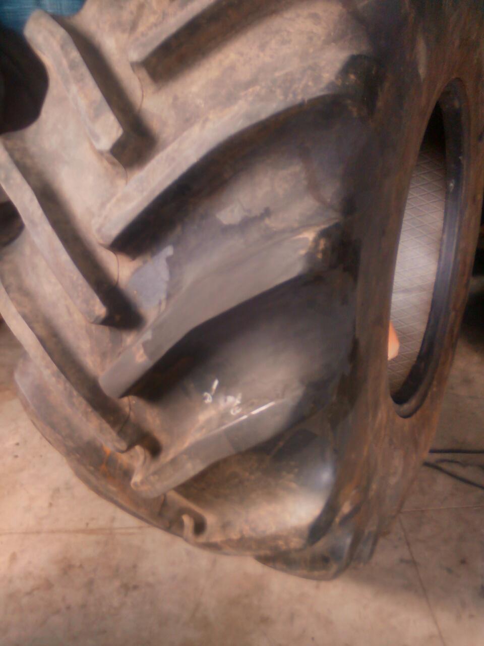 Відновлення грунтозацепа на новій/бу шини.