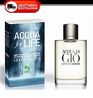 Мужская туалетная вода Giorgio Armani Acqua Di Gio Acqua for Life edt 100 ml