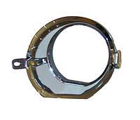 Накладка хромированная противотуманной фары левой Geely MK-2/MK New