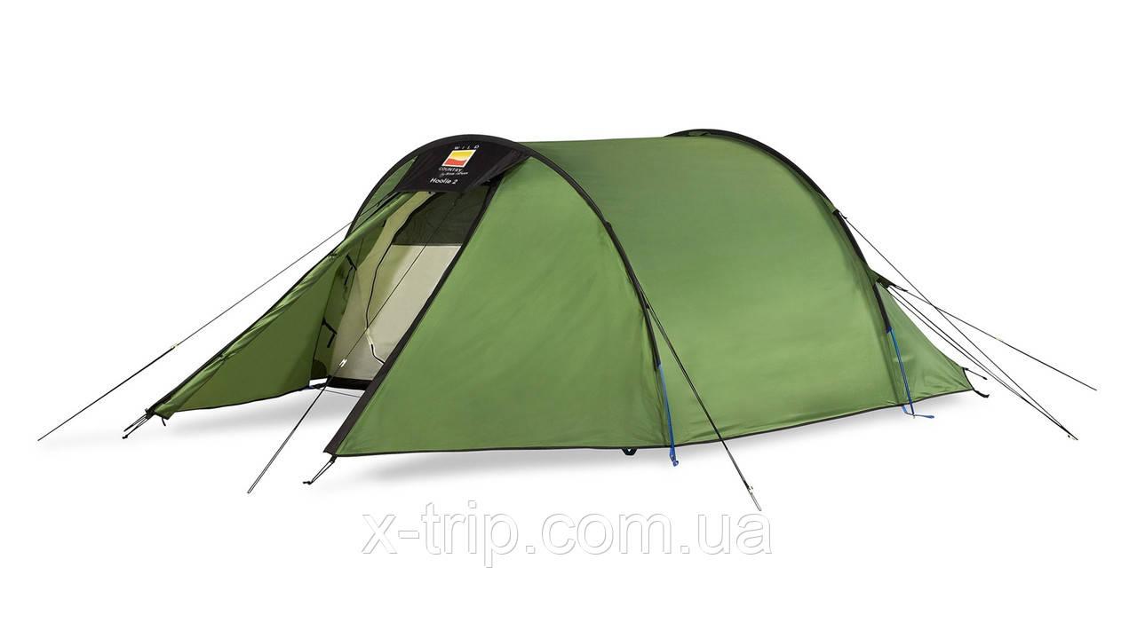 Палатка туристическая полубочка Wild Country Hoolie 2