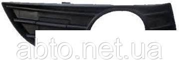 Решетка противотуманной фары правая MK-2/MK New