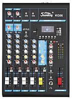 Микшерный пульт Soundking SKKG06