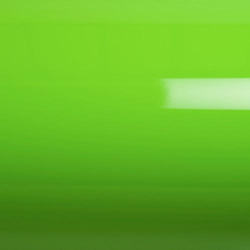 Лита глянцева плівка на авто салатова GrafiWrap® 100мкм 1,52 метра