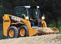 Минипогрузчик Case г/п 680 кг в аренду