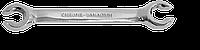 Ключ разрезной 12х13мм CR-V, BERG