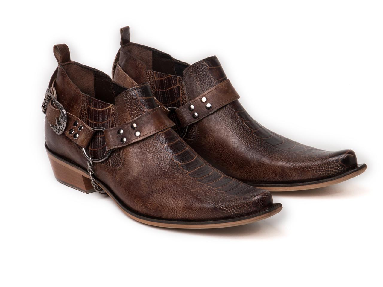 Казаки Etor 26-884-1641 коричневые