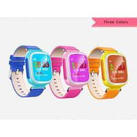 Детские умные часы с GPS Smart Baby Watch Q80 реальные фото!