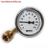Биметаллический термометр WATTS T63/50, фото 2