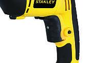 Сетевой шуруповерт для гипсокартона Stanley STDR5206, фото 2