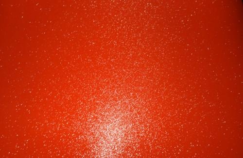 Глянцевая пленка Бриллиантовая пыль оранжевая