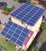 Монтаж солнечных электростанций под ключ!