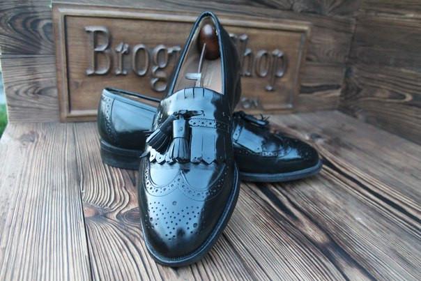 Мужские туфли лоферы недорого