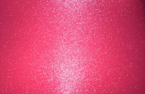 Глянцевая пленка Бриллиантовая пыль ярко-розовая