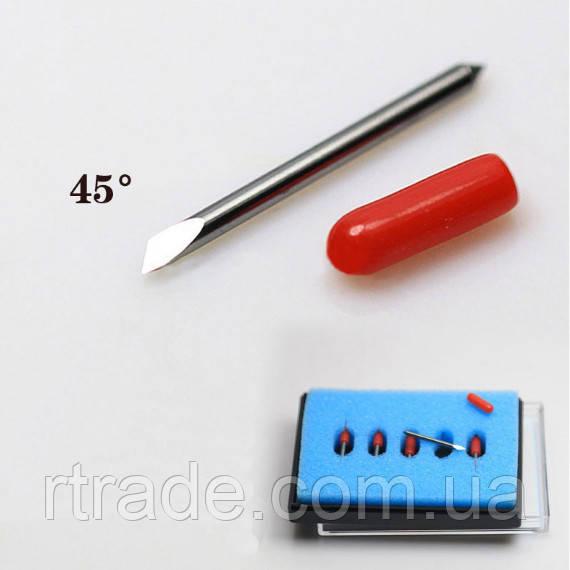 Нож для режущих плоттеров Summa, 45 градусов (флекс, оракал, самоклейка) - Ренессанс-принт в Киеве