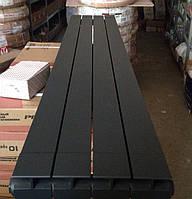 Вертикальные дизайнерские радиаторы Global Oskar 1400