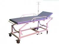 Каталка для транспортировки пациентов с гидроприводом