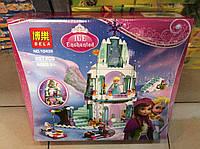 Детский конструктор Фроузен Frozen Палац Эльзы 10435