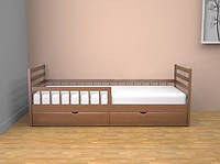 Кровать детская Ультра Люкс 80х190/200 без ящиков