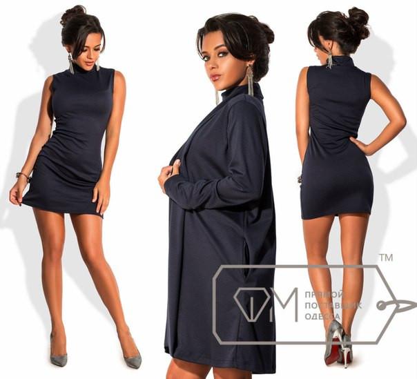 Платье с кардиганом 3291(0091)