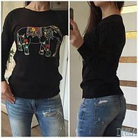 Турецкий свитер женский к 4 гл