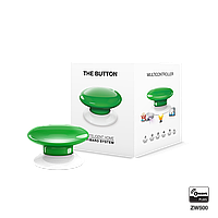 Кнопка управления Z-Wave FIBARO The Button green (зеленая) -  FIBEFGPB-101-5
