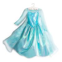 Карнавальный костюмов для девочек: Эльза, Холодное сердце. Frozen, Disney 2016
