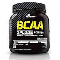 Olimp BCAA Xplode (500 g lemon zitrone)