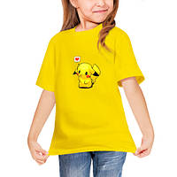 Детская футболка «покемон»