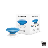 Кнопка управления Z-Wave FIBARO The Button blue (синяя) -  FIBEFGPB-101-6