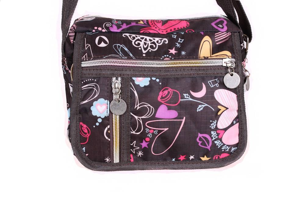 Стильная женская сумка через плечо 301529